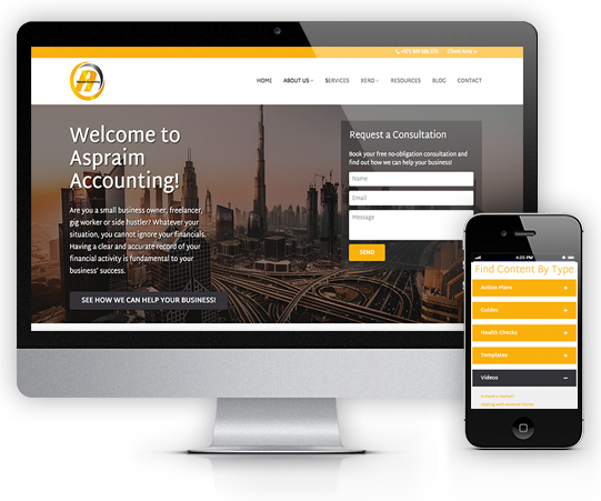 Aspraim Accounting