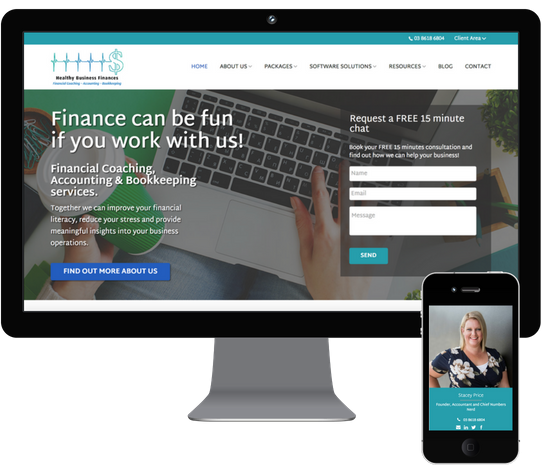 Healthy Business Finances