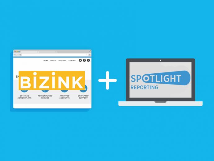 Bizink and Spotlight