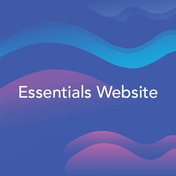 Essentials Website