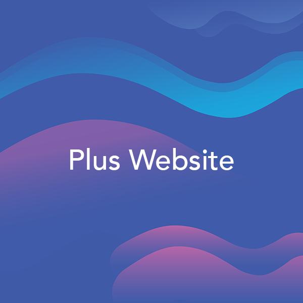 Plus Website